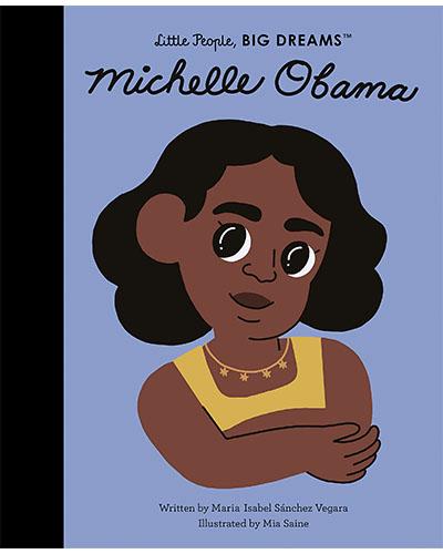 michelle obama little people big dreams