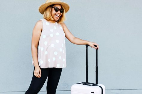 traveling without kids