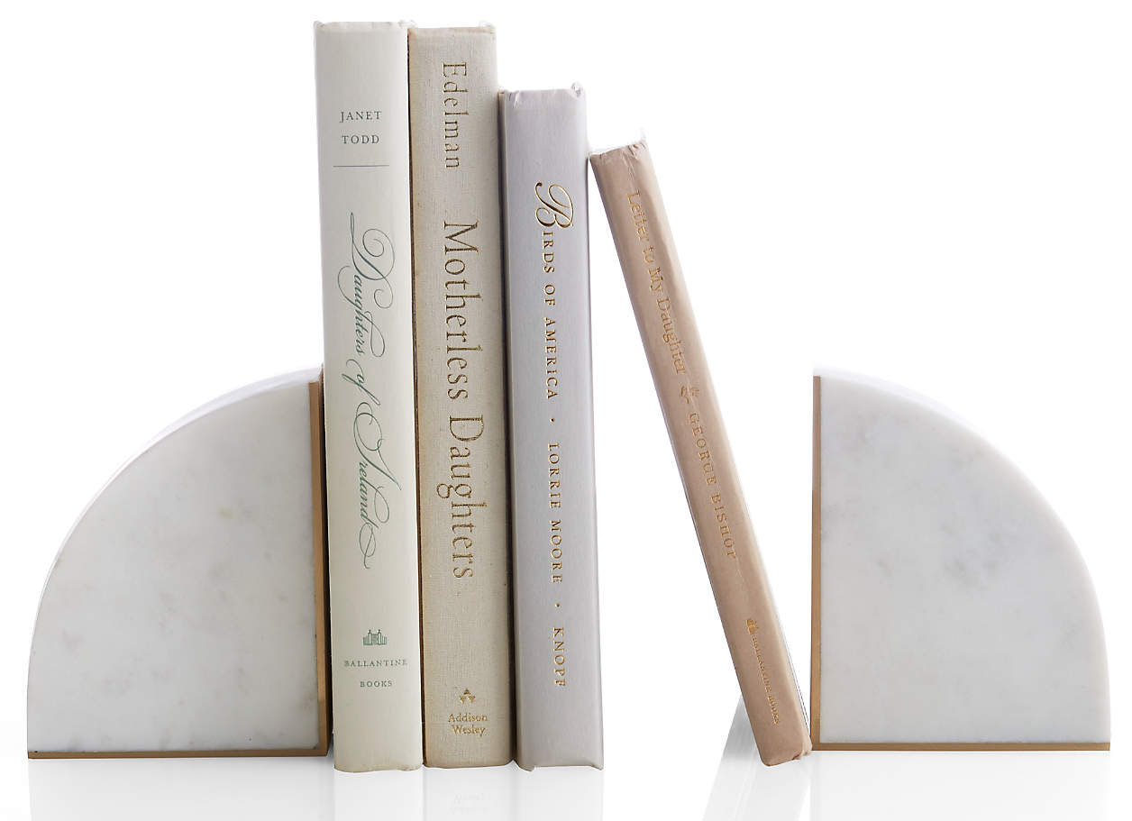 living room bookends