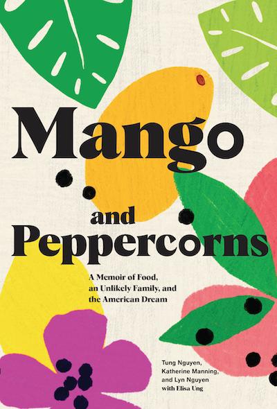 BIPOC Author mango and peppercorns