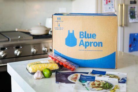 blue apron meal prep hack
