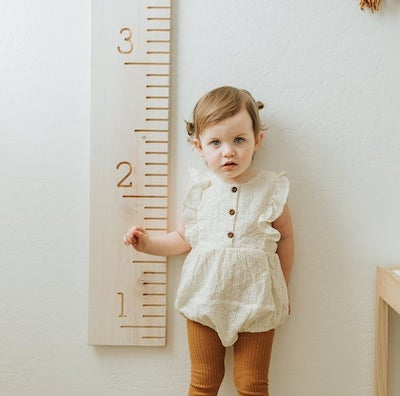 personalized Etsy gifts growth chart