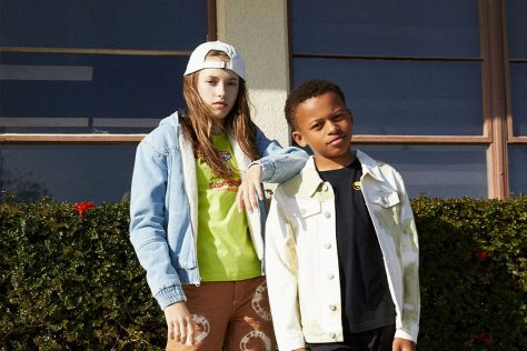 pacsun gender neutral kids clothing line