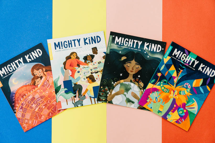 Mighty Kind Magazines
