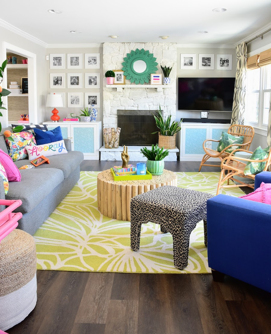 Wide View Family Room