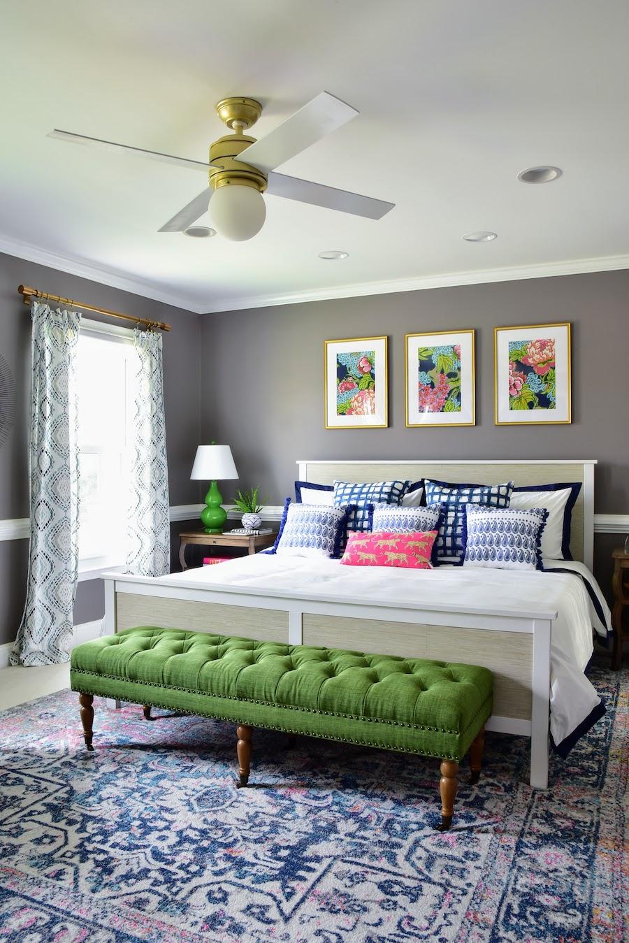 Side Angle of Main Bedroom