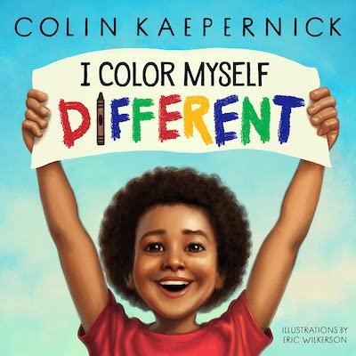 Colin Kaepernick children's book