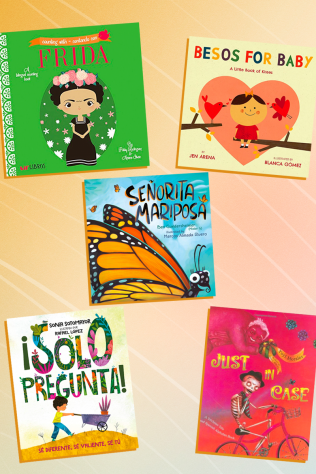 bilingual kids books