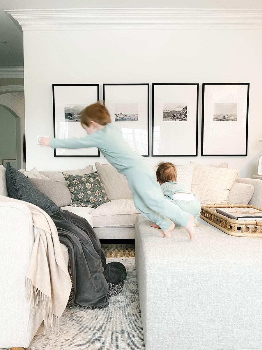 best family friendly home decor