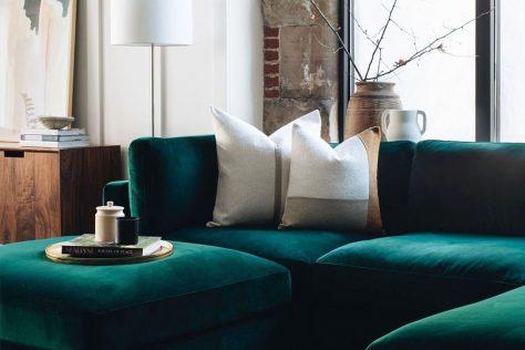 cozy living room decor