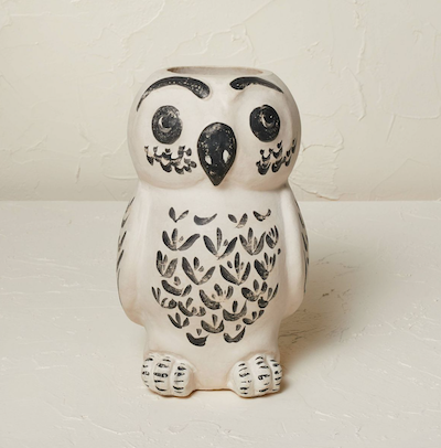 halloween decor owl