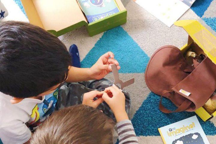 kiwico little scientists