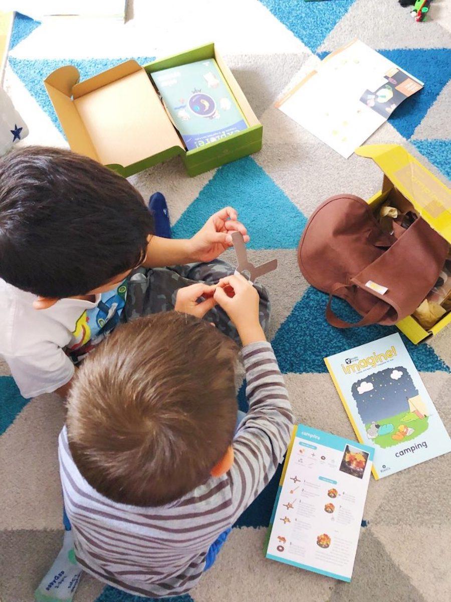 kid-friendly experiments kiwico